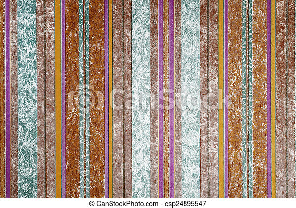vintage wallpaper - csp24895547