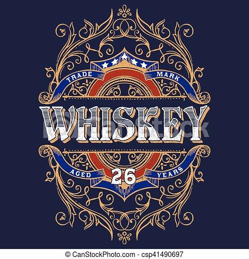 vintage whiskey label t shirt design antique whiskey label t shirt