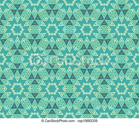 Vintage Winter Wallpaper Pattern Seamless Background Vector