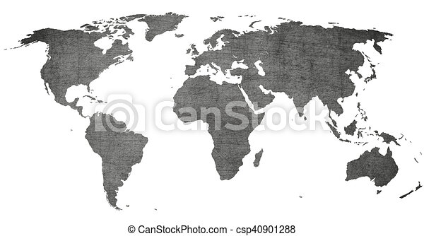 Vintage world map old texture background vintage world map vintage world map old texture background csp40901288 gumiabroncs Images