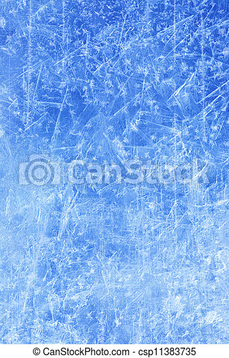 vinter, abstrakt, struktur, is, bakgrund, jul - csp11383735