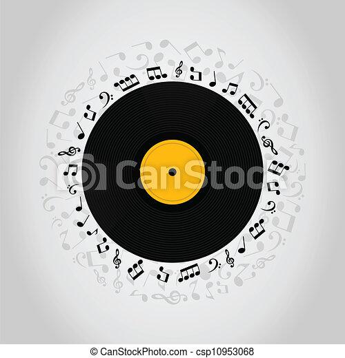 Vinyl - csp10953068