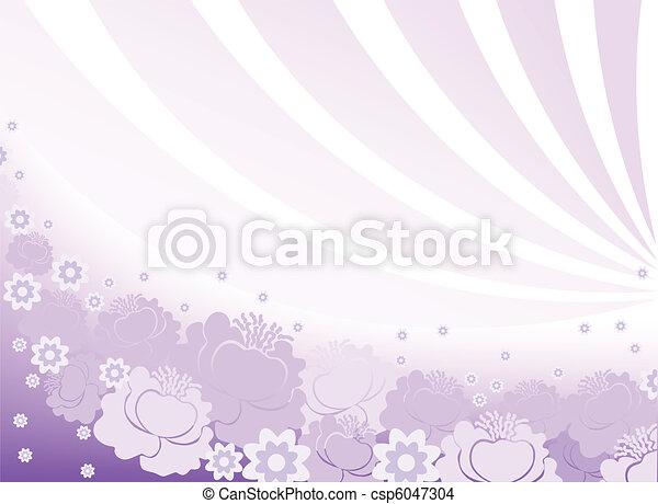 viola, orizzontale, fondo - csp6047304