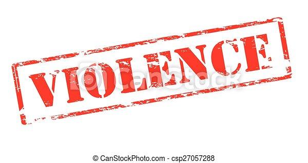 Violencia - csp27057288
