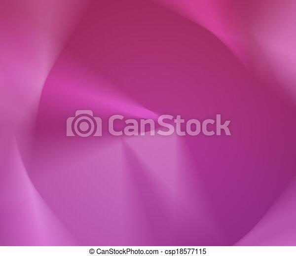 Violet Abstract Blur - csp18577115