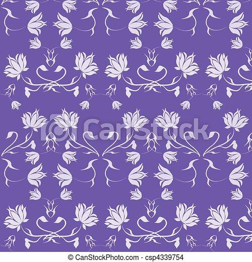 Violet background - csp4339754