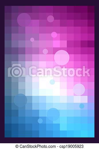 violet background - csp19005923