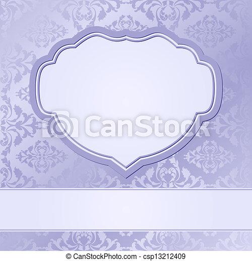 violet background - csp13212409
