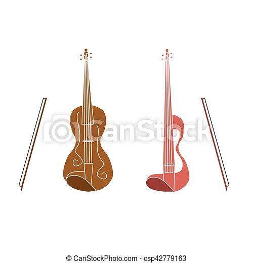 violin - csp42779163