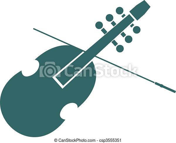 violin - csp3555351