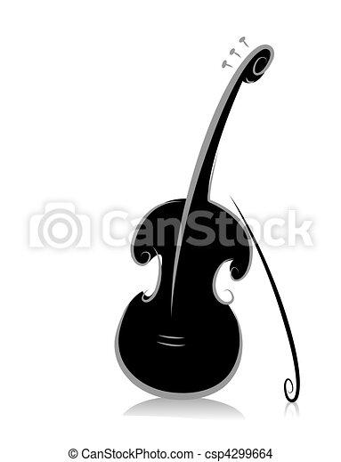 Violin - csp4299664