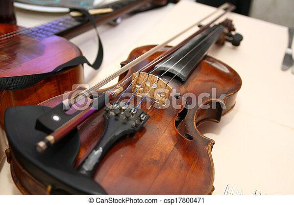 violin - csp17800471