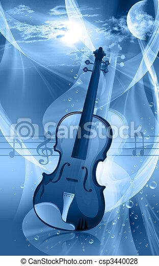 Violin - csp3440028