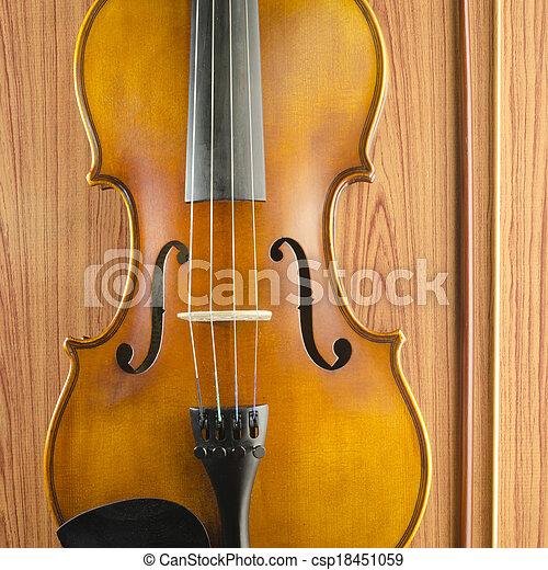 violin - csp18451059