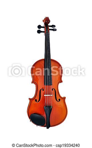 Violin - csp19334240