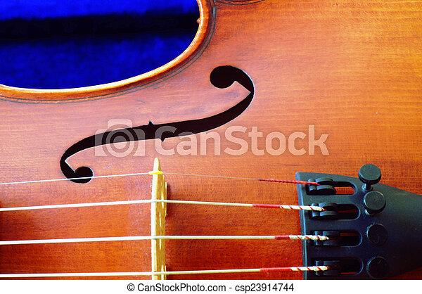Violin - csp23914744