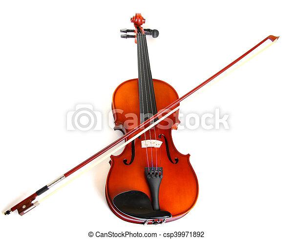 Violin - csp39971892