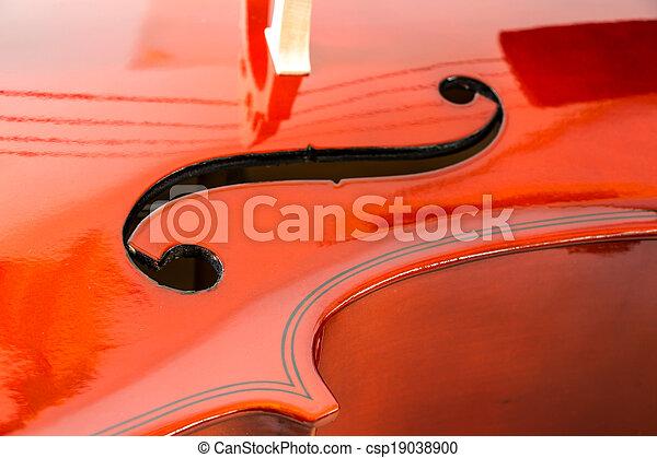 Violin - csp19038900