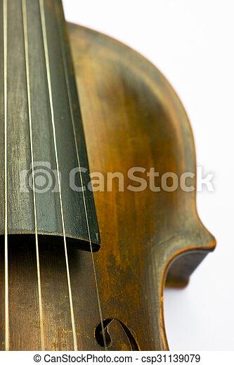 violino, antigas - csp31139079