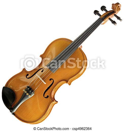 violon, coupure - csp4962364
