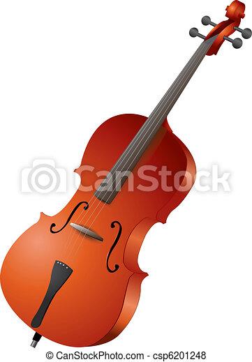 Violoncello - csp6201248