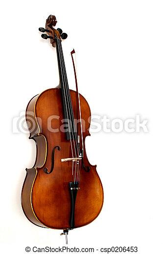 El violonchelo - csp0206453