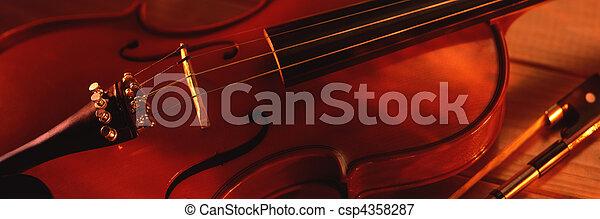 viool, 3 - csp4358287