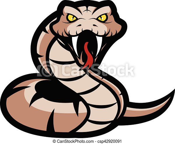 viper snake mascot clipart picture of a viper snake cartoon mascot rh canstockphoto com dodge viper clipart free viper clipart