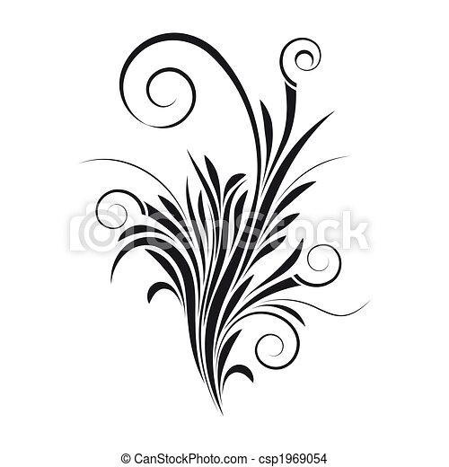 virágos, örvény - csp1969054