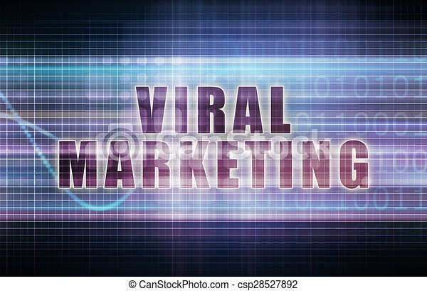 Viral Marketing - csp28527892