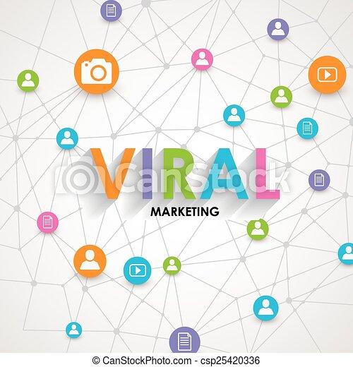 Viral Marketing - csp25420336