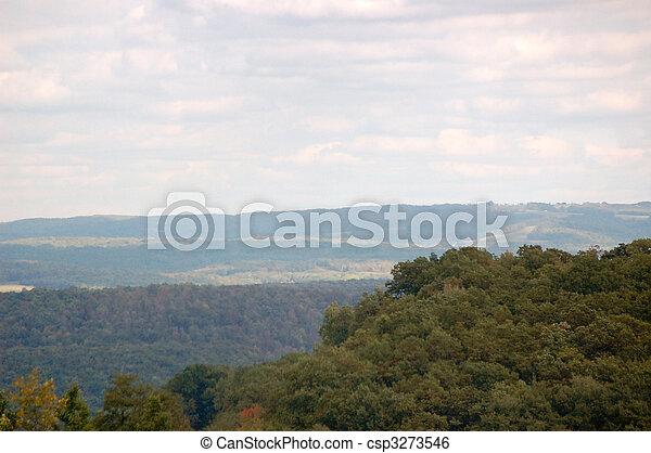 Virginia Hills - csp3273546