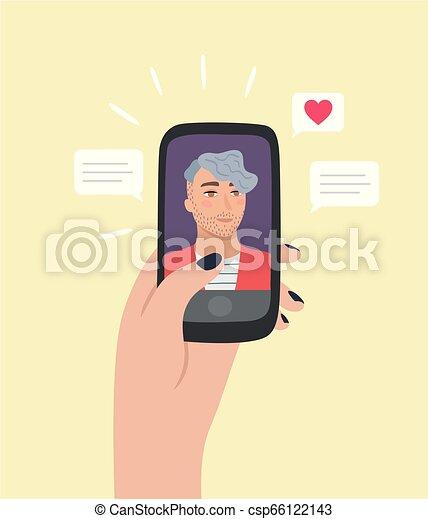 dating chat aplicat)