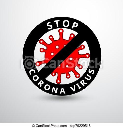 virus, 2, corona - csp79229518