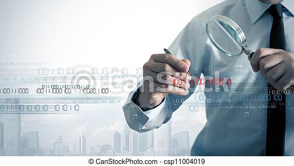 Búsqueda de virus - csp11004019