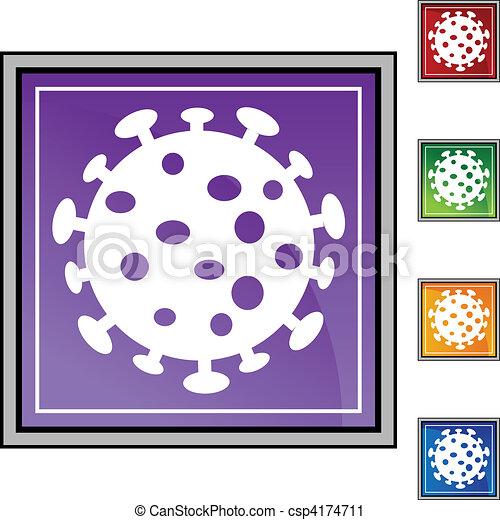 Virus - csp4174711