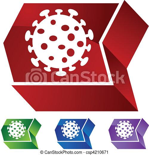 Virus - csp4210671
