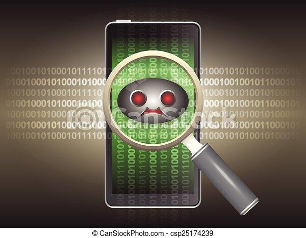 Virus data - csp25174239