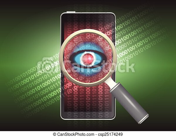 Virus - csp25174249