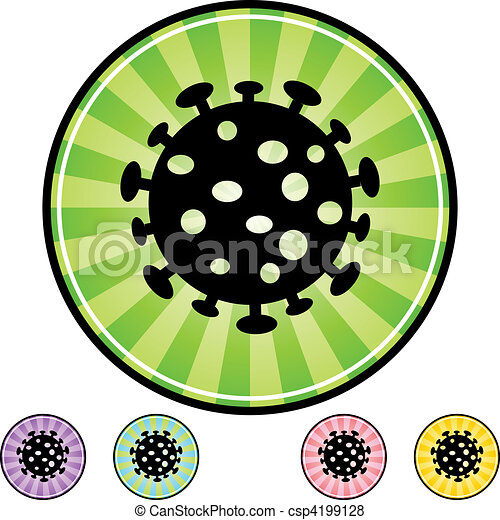 Virus - csp4199128