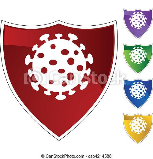Virus - csp4214588