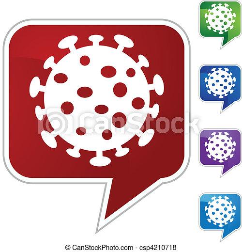 Virus - csp4210718