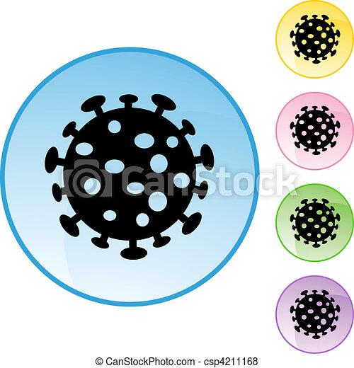 Virus - csp4211168