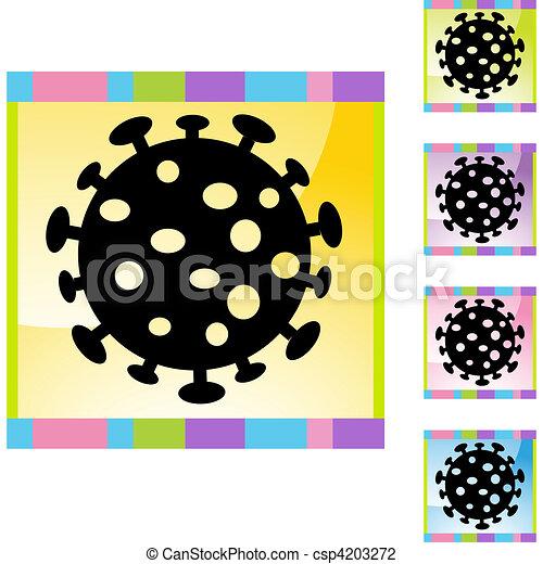 Virus - csp4203272