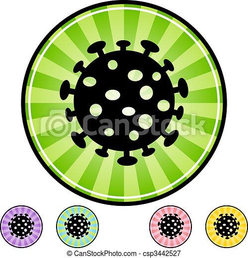 Virus - csp3442527