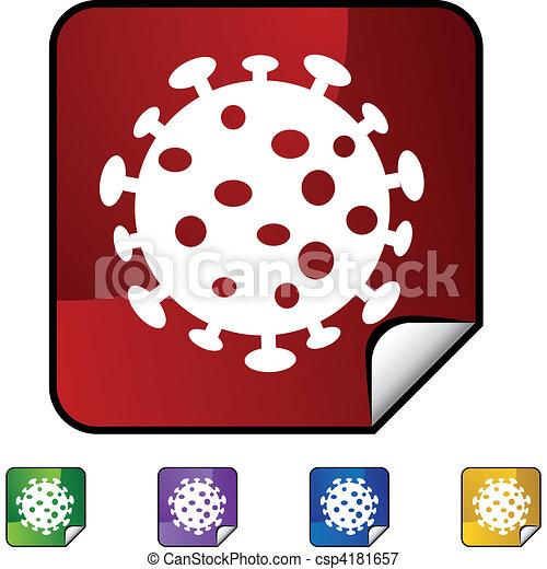 Virus - csp4181657