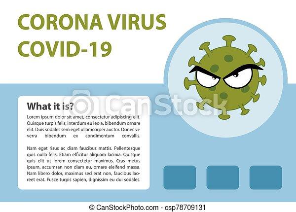 virus, infographic, corona - csp78709131