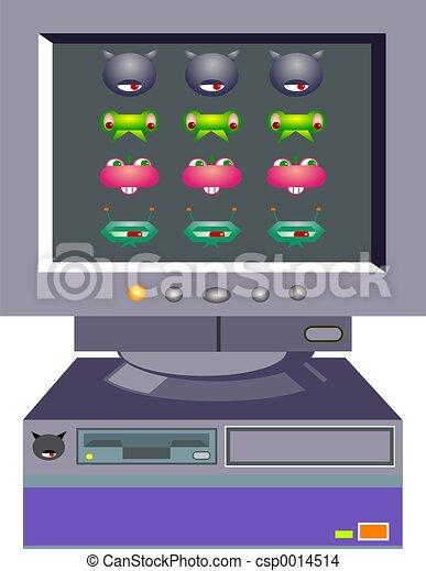 Virus Invaders - csp0014514
