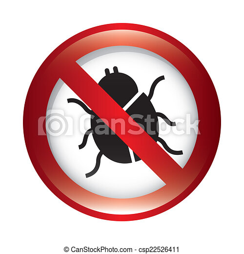 virus, ontwerp - csp22526411
