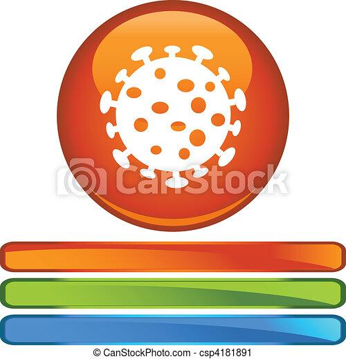 Virus - csp4181891